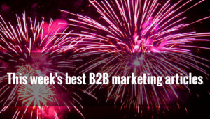 B2B marketing articles